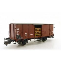 Spur 1 Viehtransportwagen G10, DB Epoche III Märklin 58945