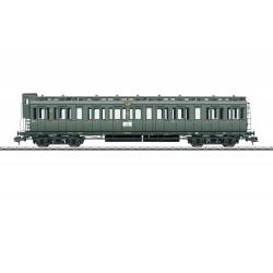 C4 Pr 04 Abteilwagen, DRG Epoche II Märklin 58083