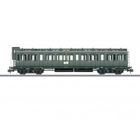 C4 Pr 04 Abteilwagen, DRG Epoche II Märklin 58084