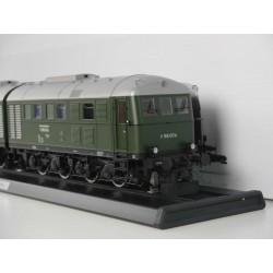 Diesellokomotive D311.02 A/B  der Deutschen Reichsbahn, Epoche II, Spur 1, Märklin 55284