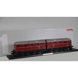 Diesellokomotive V188 002 a/b der Deutschen Bundesbahn, Epoche IIIb, Spur 1, Märklin 55289