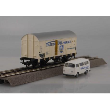 Trix Museumswagen 2004 Güterwagen G02 Triumpf Trix 24043