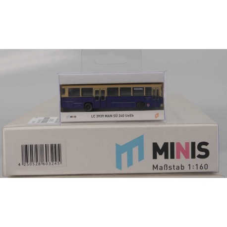 MINIS LC3939 MAN SÜ 240 UeEb