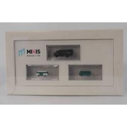 MINIS LC5012 3er Set Polizei