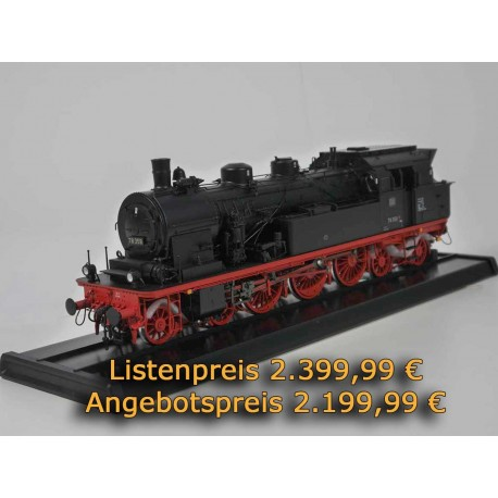 BR78 Tenderlokomotive DB, Epoche III Märklin 550073